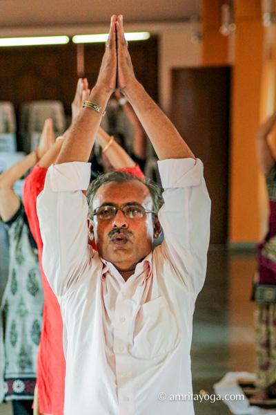 Amrita Yoga Retreats In Indian Languages, Yoga Classes And