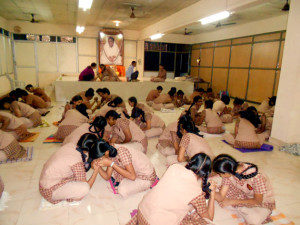 amritayoga.com_Yoga Talks_Power of Teens - Youth Workshop at Amrita Vidyalayam Secunderabad