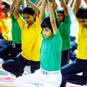 Yogasana for Children