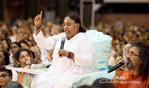 amritayoga.com_Yoga Talks_Amma's New Year Message-How Can I Put An End To Suffering