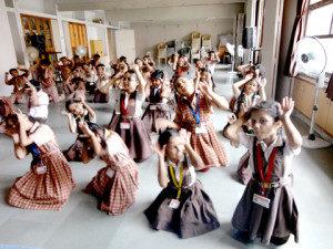 Amrita Yoga Kids Retreat, ages 4 - 7